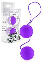 ToyJoy - Funky Love Balls - Lila