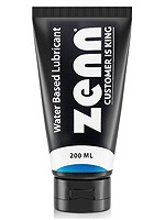 Zenn - Water Based Lubricant - 200 ml