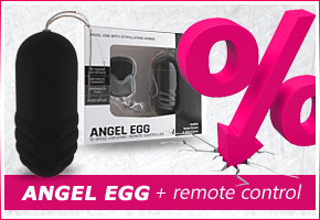 Angel Egg 10 Speed Vibrating Bullet